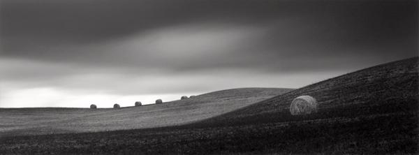 """""""Hay Bales"""" © Brian Kosoff"""