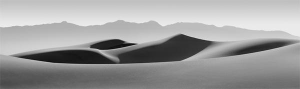 """Dune Silhouette"" © Brian Kosoff"
