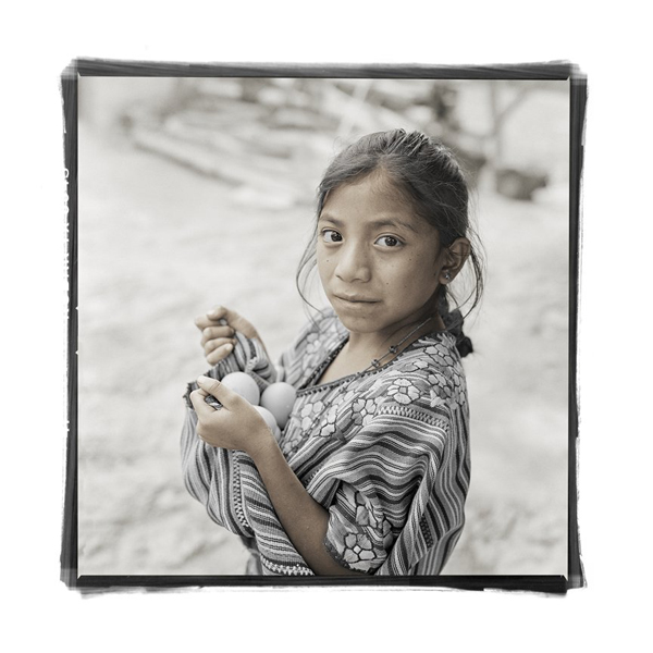 Esperansa, 9, is the first girl in her family to attend school. Her mother, Catarina, although illiterate, leads a group of eighty indigenous women in their struggle to gain gender equality and end racial discrimination in Ixtahuacan. Like Rosa, they have chosen to confront the injustices they face.