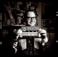 Cory Doctorow, by Jonathan Worth