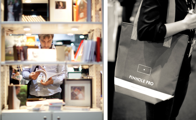 Pinhole Pro swag bag