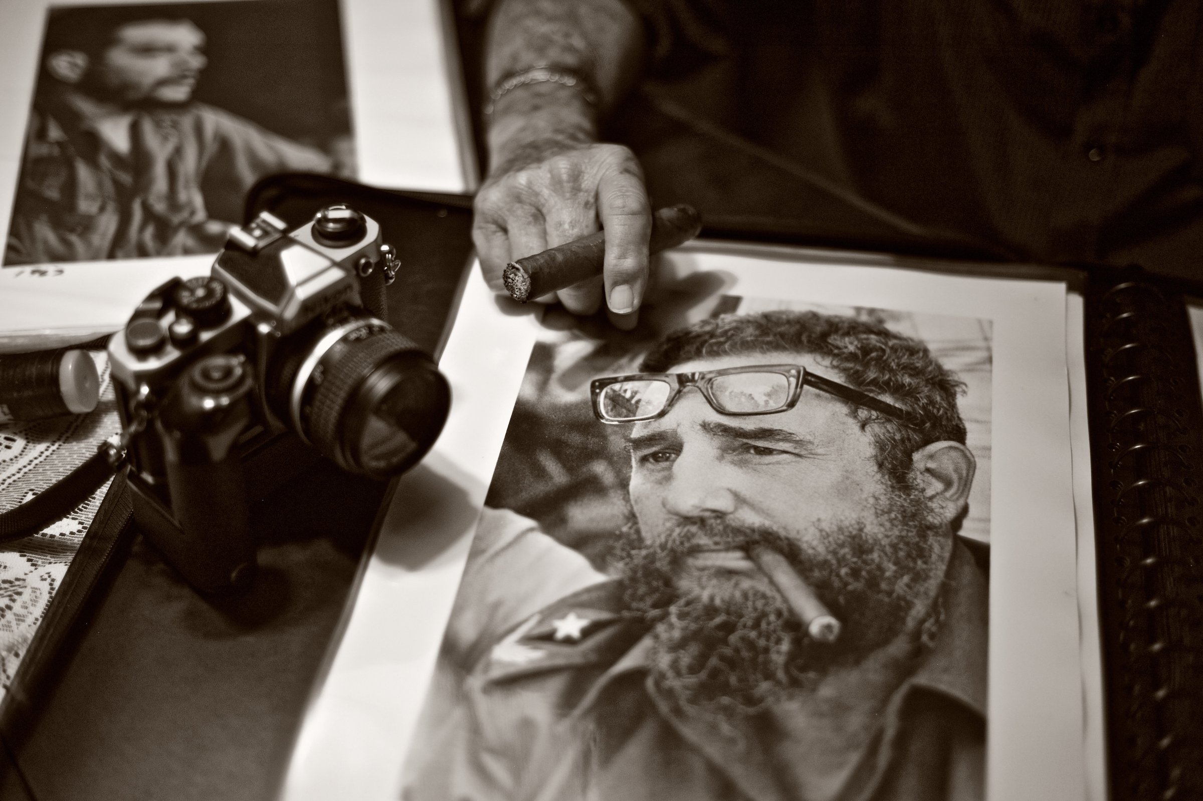 Cuban photographers, Cuban photographer Liborio Noval