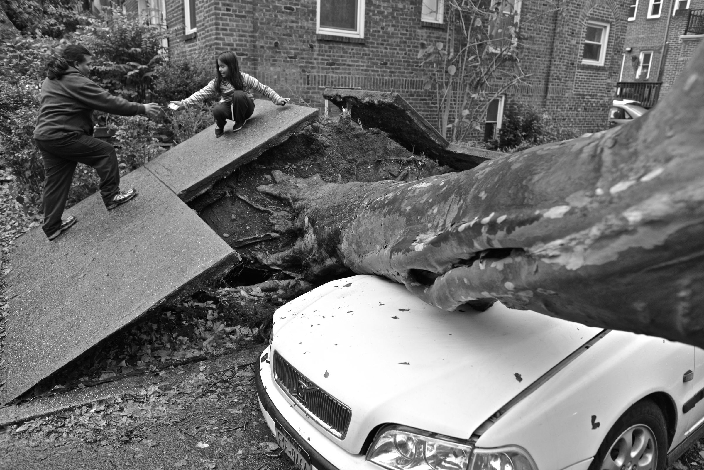 Hurricane Sandy, New York