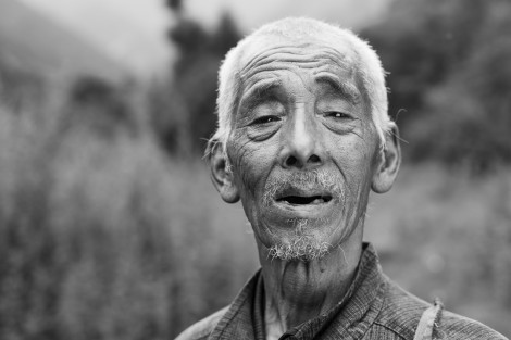 Villager in Myanmar. Photo courtesy of Fisher Creative.