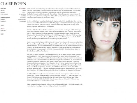 claire rosen website 2