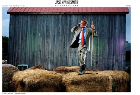Jason P Smith