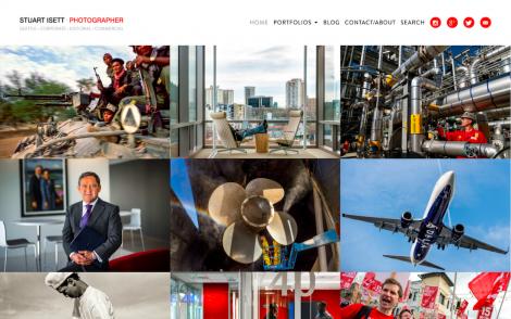Stuart Isett Homepage