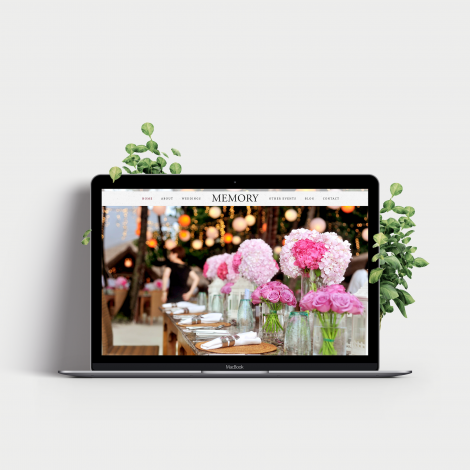 why every wedding professional needs a website